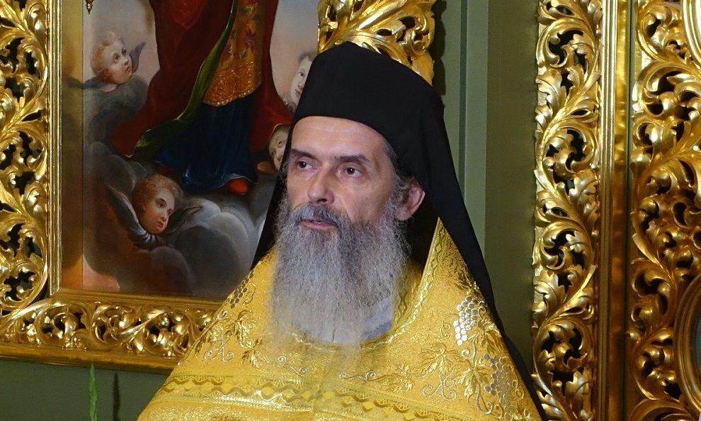 Иеромонах Кирион (