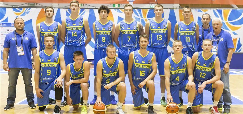 Сборная Украины стала восьмой на Евробаскете U-20 / FIBA Europe