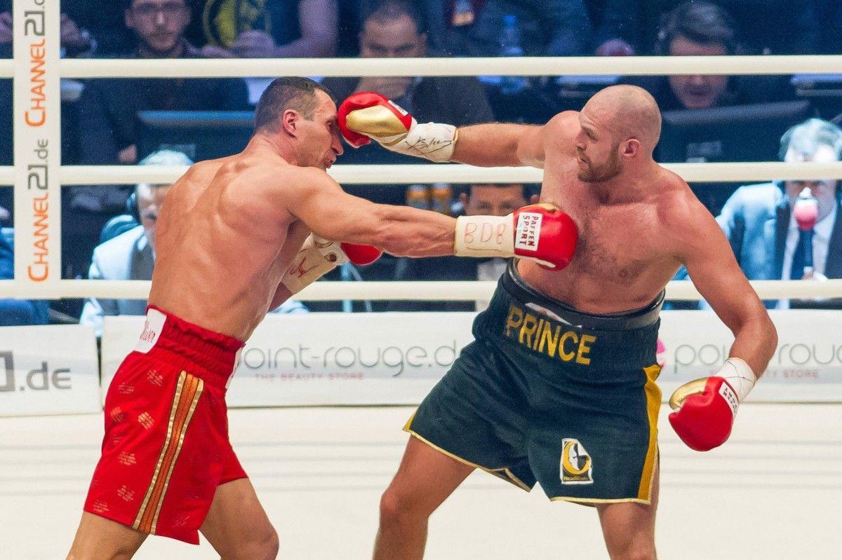 Кличко - фаворит в матче с Фьюри / klitschko-brothers.com