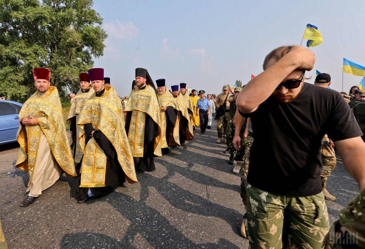 Суд не удовлетворил апелляцию Минкульта о переименовании УПЦ МП / фото УНИАН