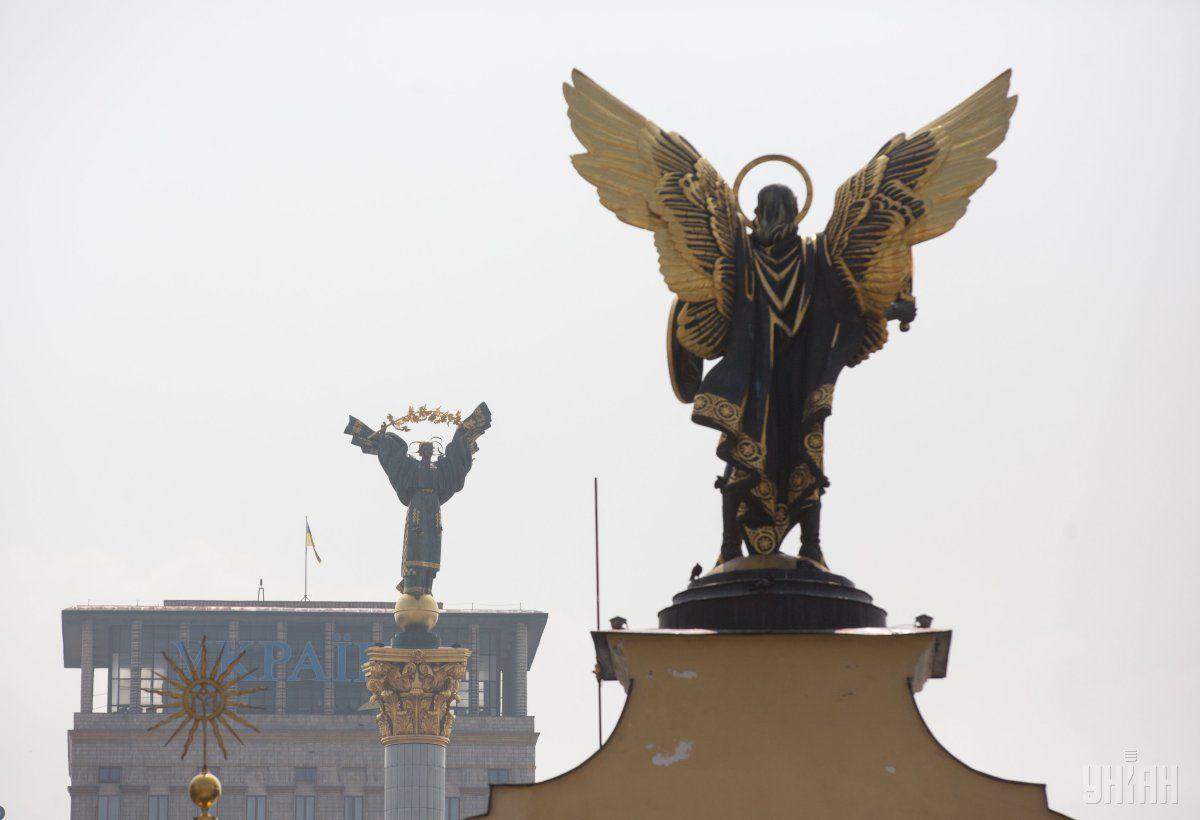 Якість повітря в Києві залишає бажати кращого / фото УНІАН
