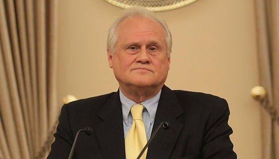 Sajdik has briefed journalists on the results of a latest Trilateral Contact Group meeting in Minsk  / Photo from belta.by