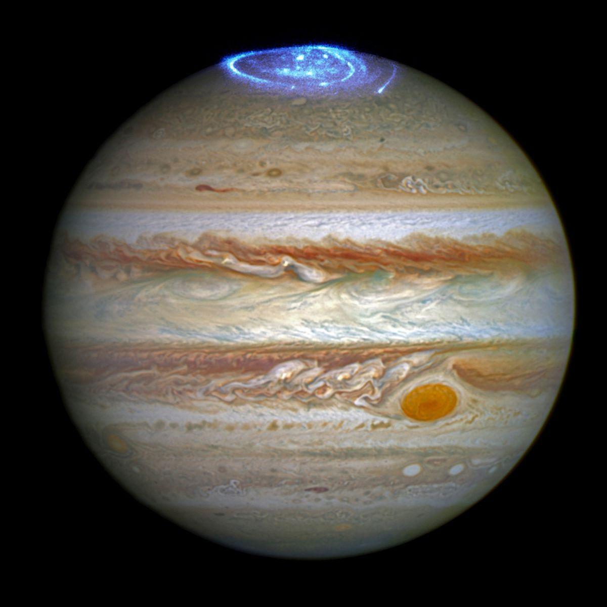 Слияние двух планет смогут увидеть практически все жители Земли / фото REUTERS