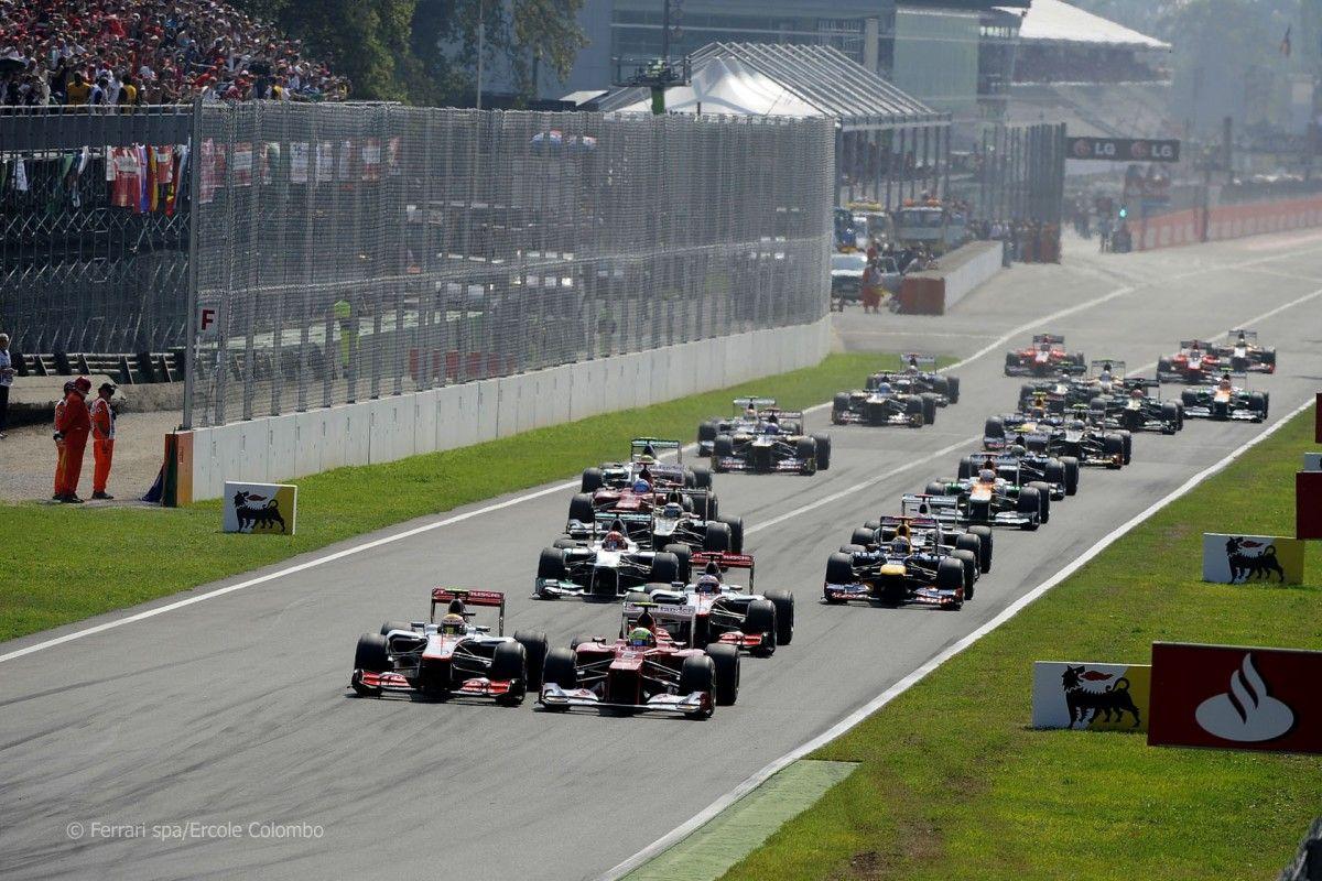 Гран-при Италии останется в Монце / Ferrari