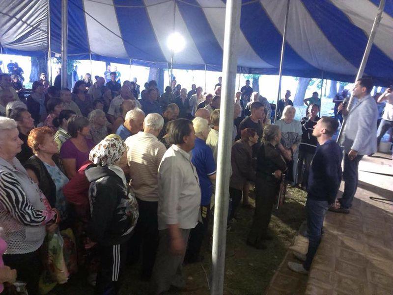Ежегодная палаточная конференция евангелистов. Фото: prochurch.info
