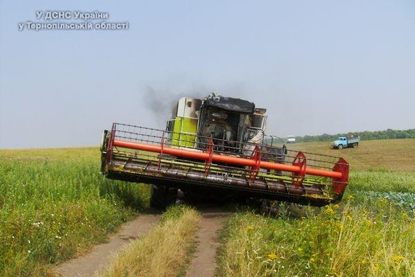Фото прес-служба ДСНС у Тернопільській області