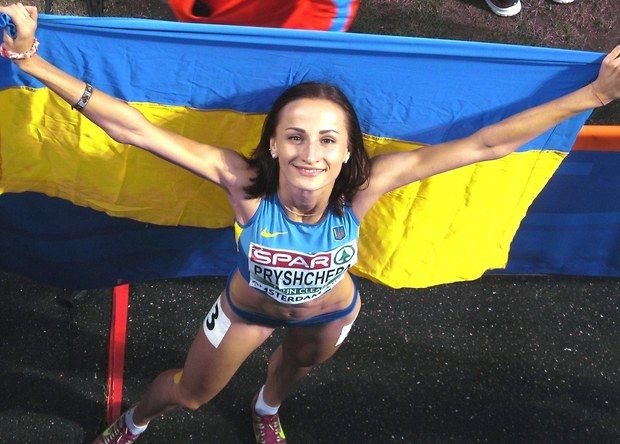 Прищепа вперше здобула нагороду кращої спортсменки місяця в Україні / noc-ukr.org