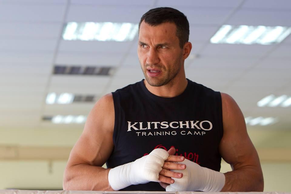 Кличко напомнил о своей победе на Играх-2016 / К2