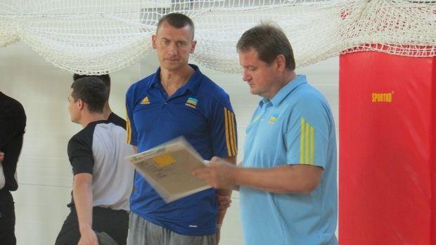 Євген Мурзін не зможе розраховувати на всіх сильніших у відборі до Євробаскету / fbu.ua