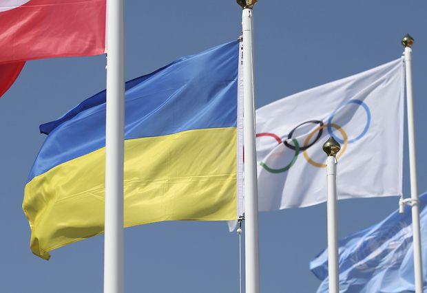 Флаг Украины поднимут в Рио за пять дней до начала Олимпиады / noc-ukr.org