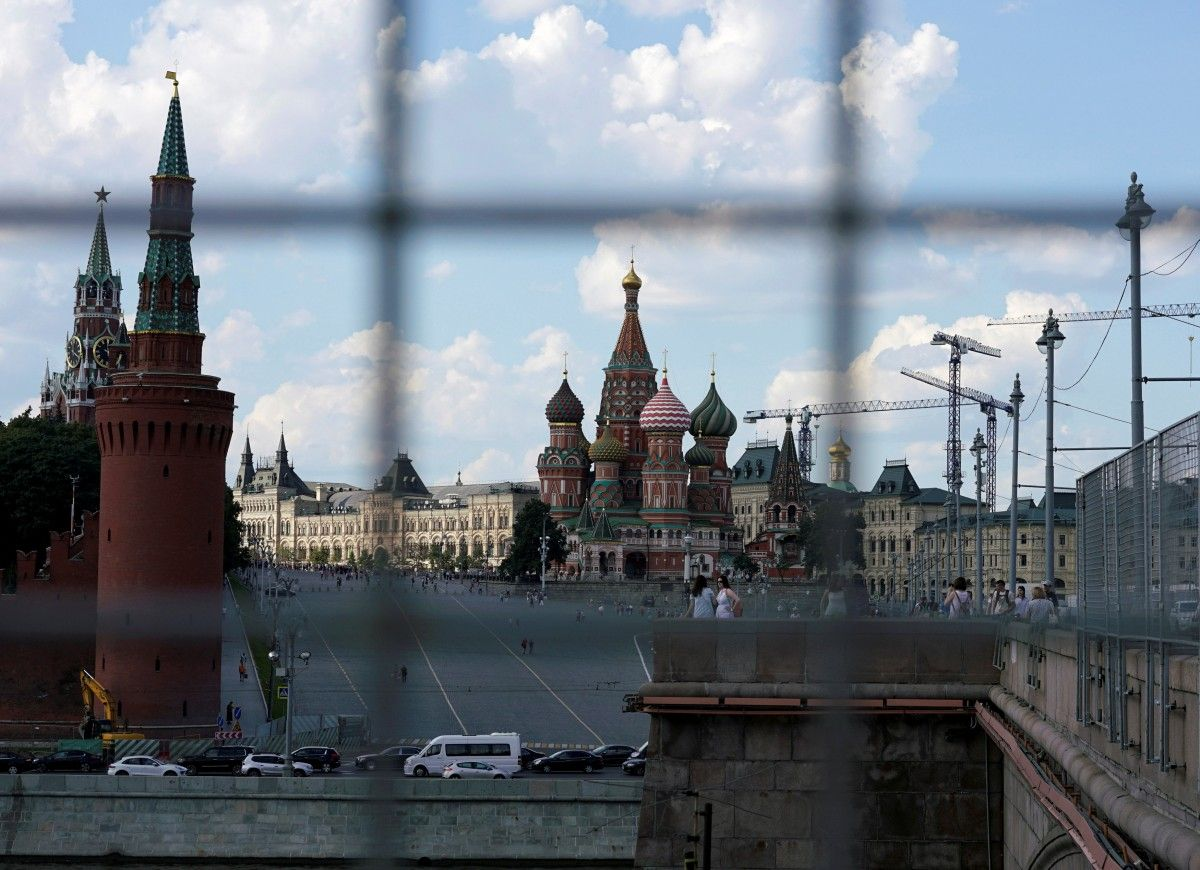 29 июля Россия запросила у Украины согласие на кандидатуру нового посла, после того как предыдущий неожиданно пожал в отставку днем ранее. / REUTERS