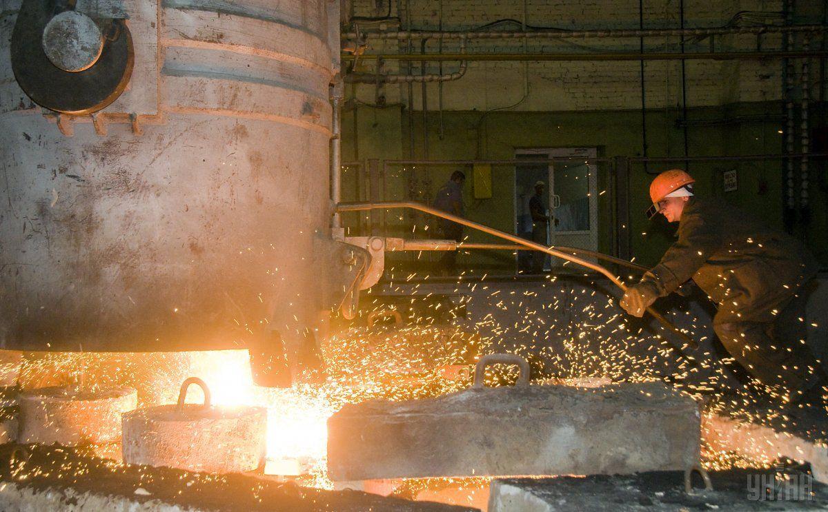 Порівняно з лютим, промвиробництво в березні зросло на 8,9% / Фото УНІАН