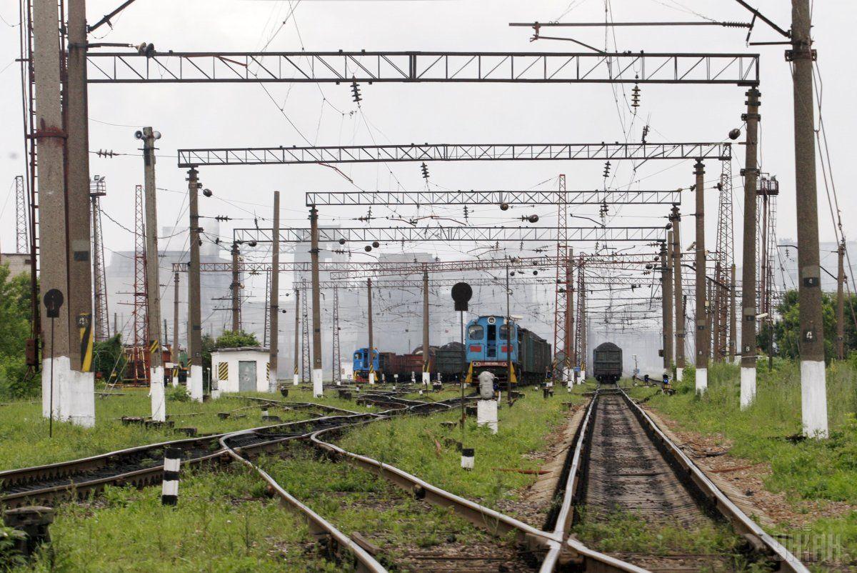 У Львові нерухомий потяг забрав життя чоловіка / Фото УНІАН