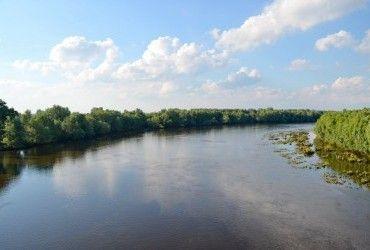 На реках Украины ожидаются подъемы уровней воды