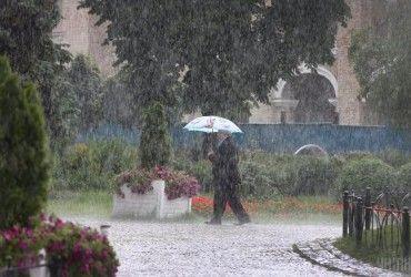 Следующая неделя начнется в Украине с дождей и штормового ветра