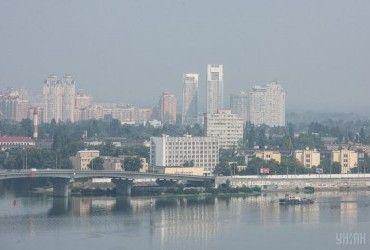 Пожары ни при чем: в ГСЧС объяснили, почему безлюдные улицы Киева накрыл смог (видео)
