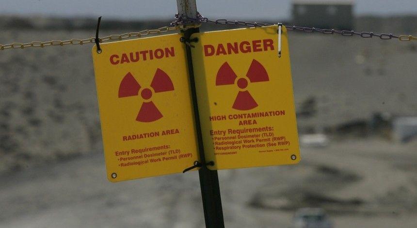 Екологічна небезпека: найманці на Донбасі займаються захороненням радіаційних відходів із РФ