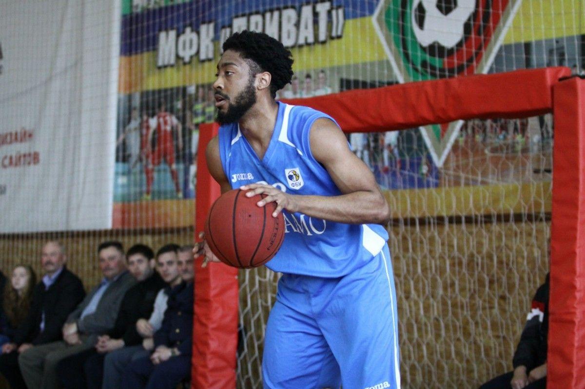Фанденберк продолжит карьеру в Одессе / БК