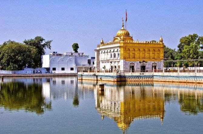 Золотой храм.в Амритсаре (Индия, штат Пенджаб). Фото: sundaynews.info