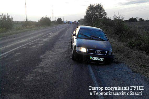 Фото прес-служба Нацполіції у Тернопільській області
