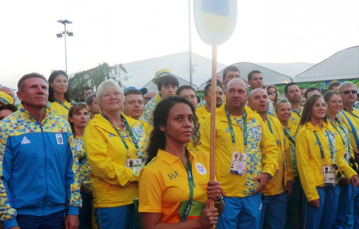Украине прогнозируют 13-е место на Играх в Рио / НОК Украины