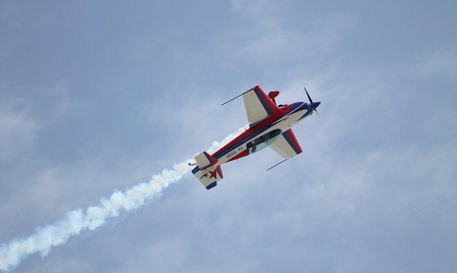 F-16 перехватили российский самолет / wikimedia.org