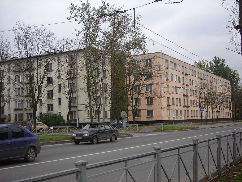В РФ продают квартиру вместе с живущим там человеком / Фото ru.wikipedia.org