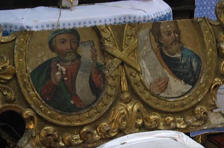 Иконы XVII века. Фото: press-centr.com