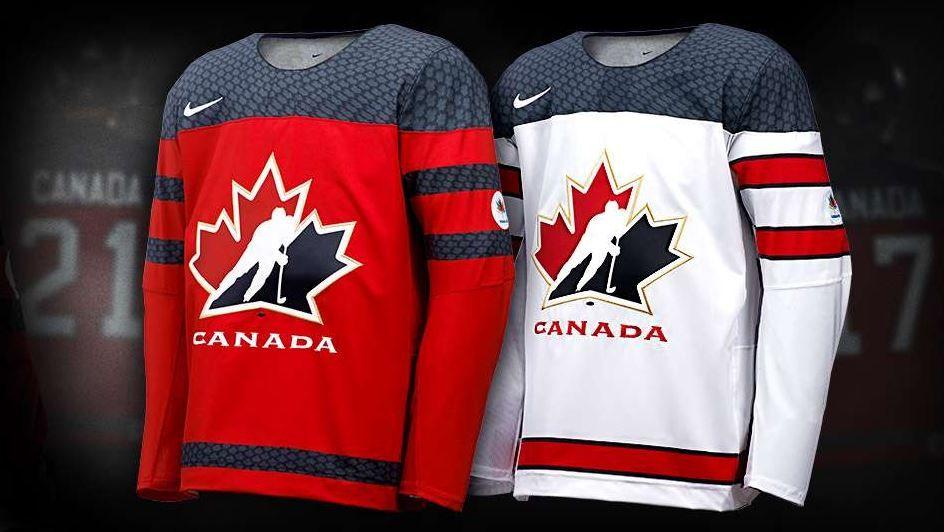 Канада сыграет в новой форме / @hockeycanada