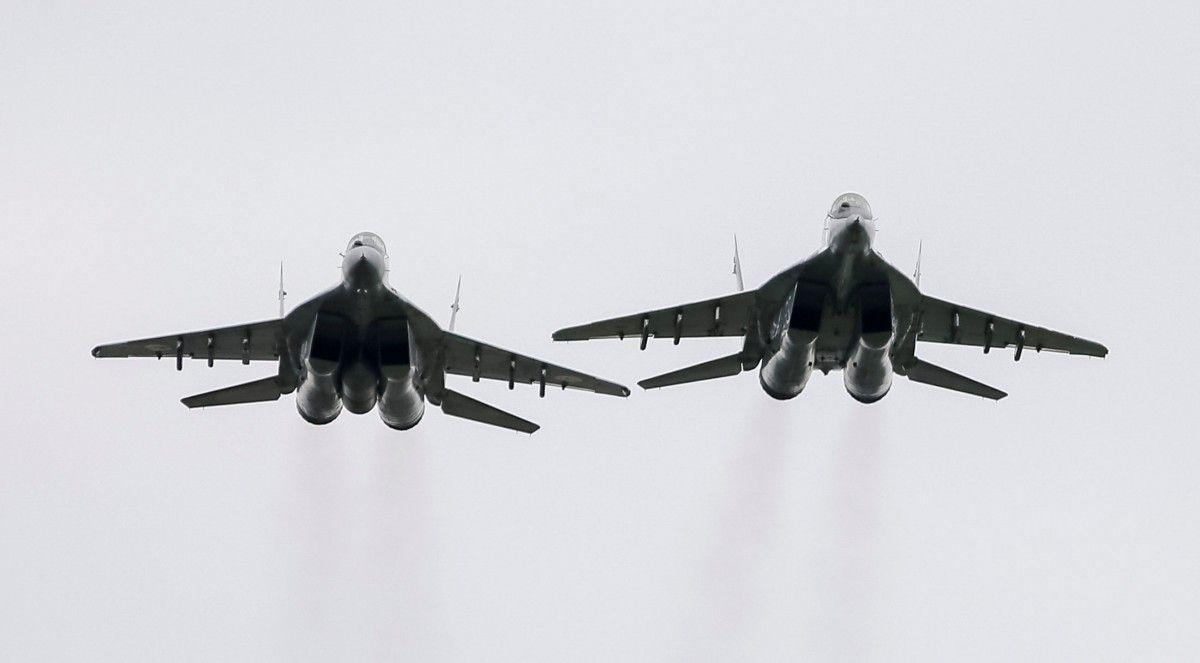 Винищувачі МіГ-29, ілюстрація / REUTERS