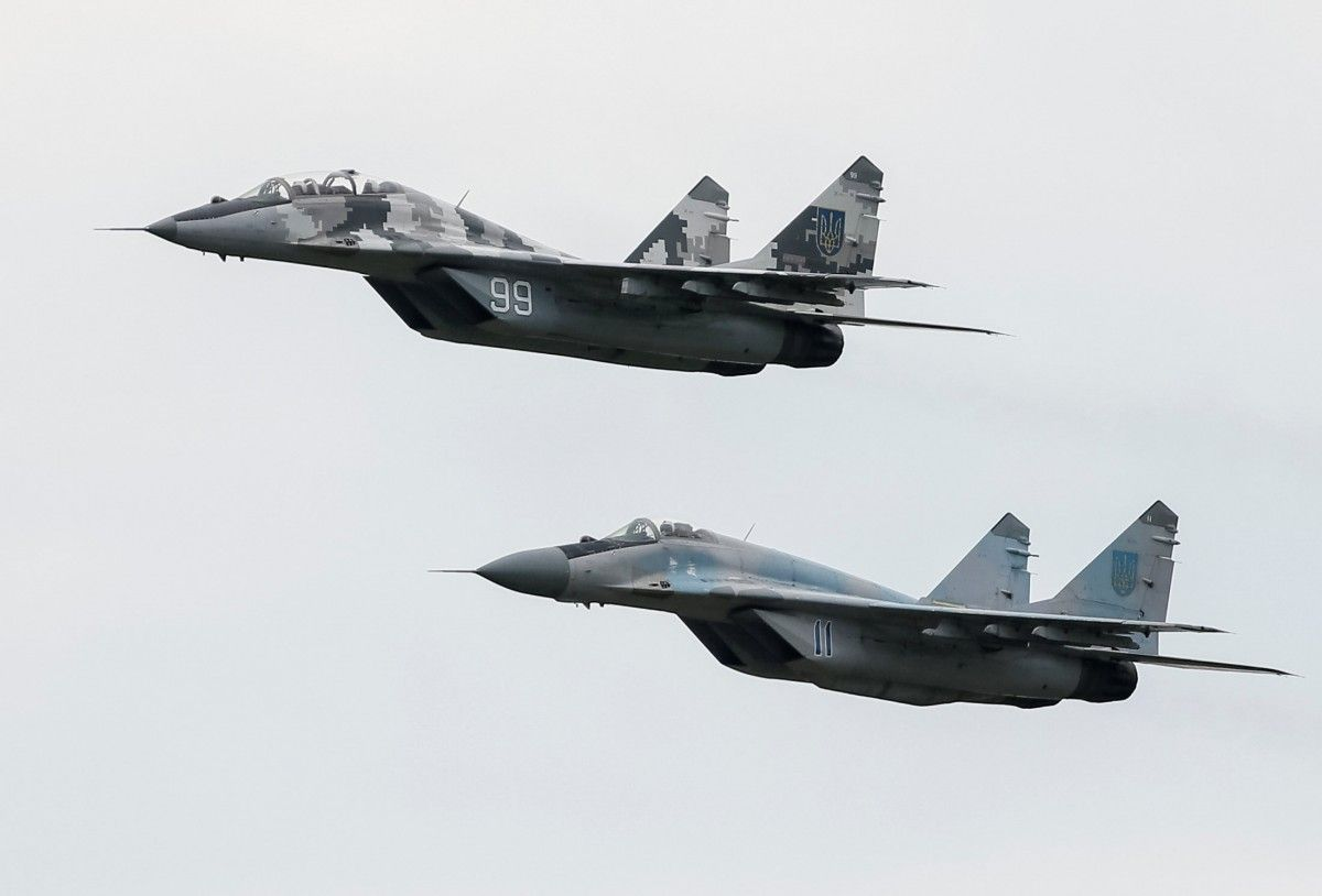 Наступление России против Украины лучше остановить сейчас силами всего Запада / фото REUTERS