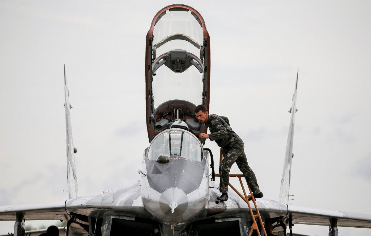 Истребитель МиГ-29 / REUTERS