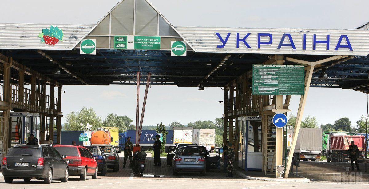 На границе с Польшей обнаружили контрабанду / фото УНИАН