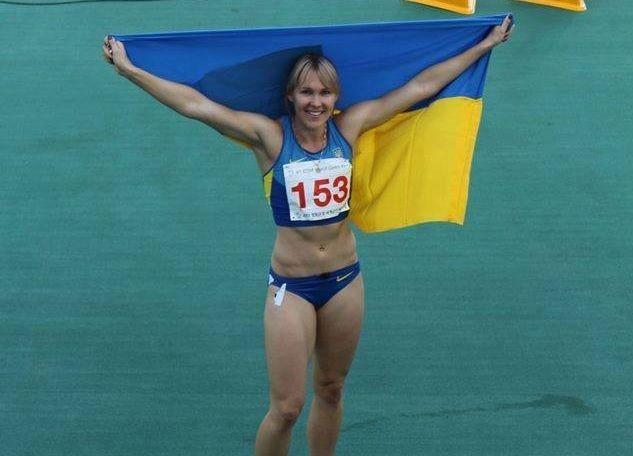 Наталья Погребняк поехала в Рио без парня / ЦСК ВС Украины