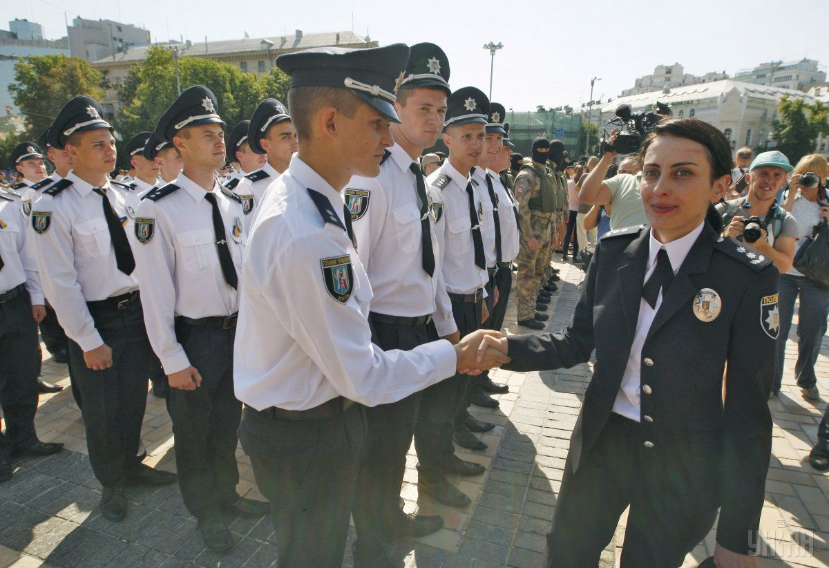 Антон Геращенко обвинил в провале реформы полиции ее бывшую главу Хатию Деканоидзе / фото УНИАН