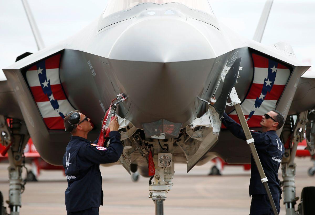 F-35 / REUTERS