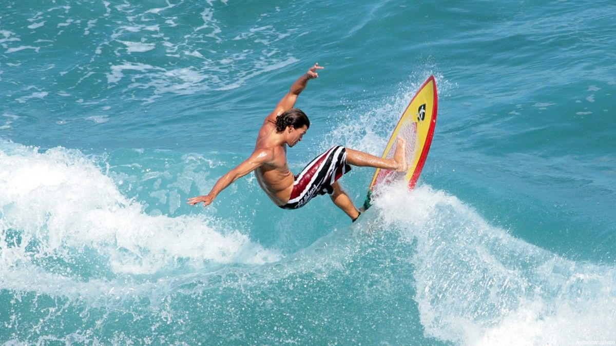 Серфинг станет олимпийским видом спорта / worldride.ru