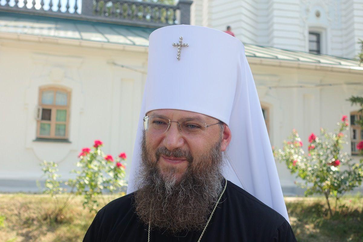 Митрополит Антоний. Фото: Центр информации УПЦ.