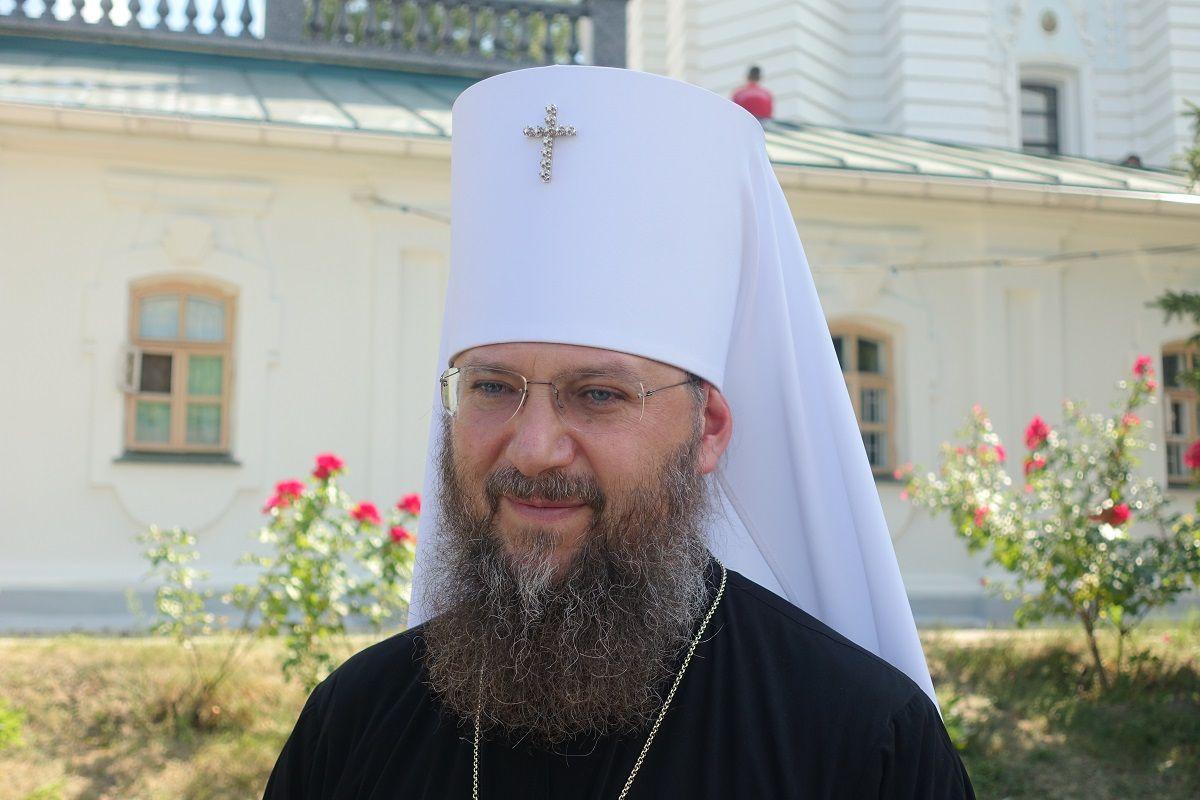 Митрополит Антоний. Фото Центр информации УПЦ.