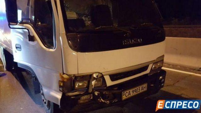 Водій напідпитку насмерть збив дорожнього працівника / espreso.tv