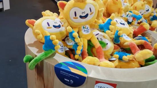 Rio2016: цены на сувениры в Рио кусаются / © UNIAN