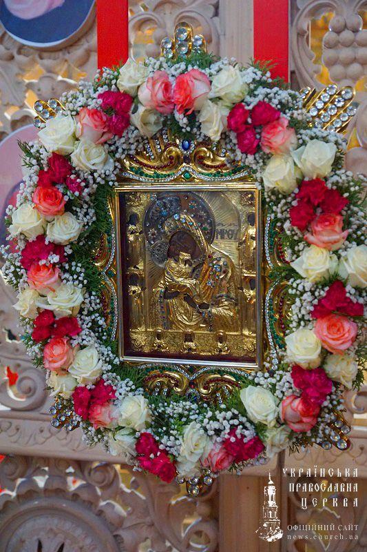 Почаевская икона Божией Матери. Фото: church.ua