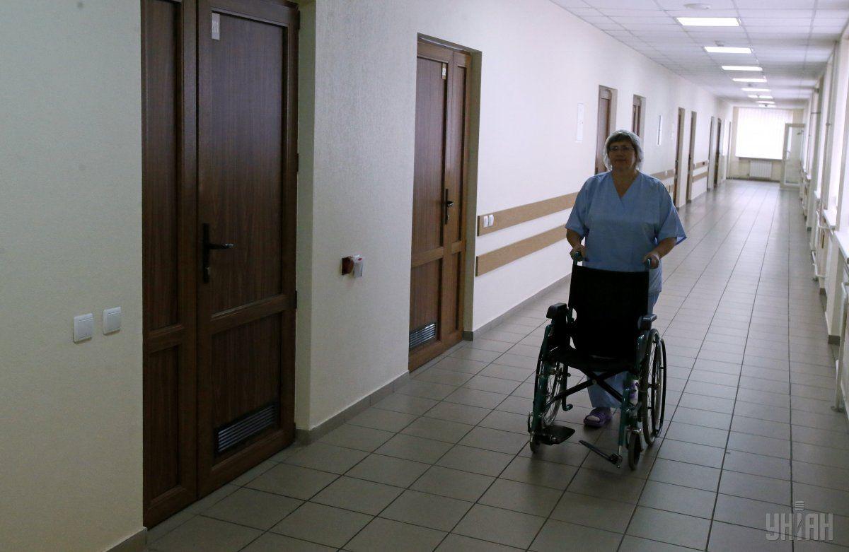 Уряд ухвалив ряд постанов для покращення якості життя людей з інвалідністю / Фото УНІАН