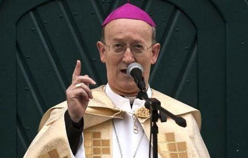 Архиепископ Джюла Марфи. Фото: catholicnews.org.ua