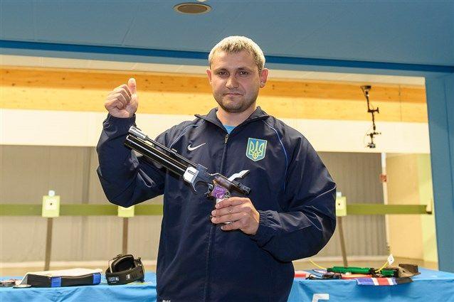 Омельчук занял 14-е место в квалификации / issf-sports.org