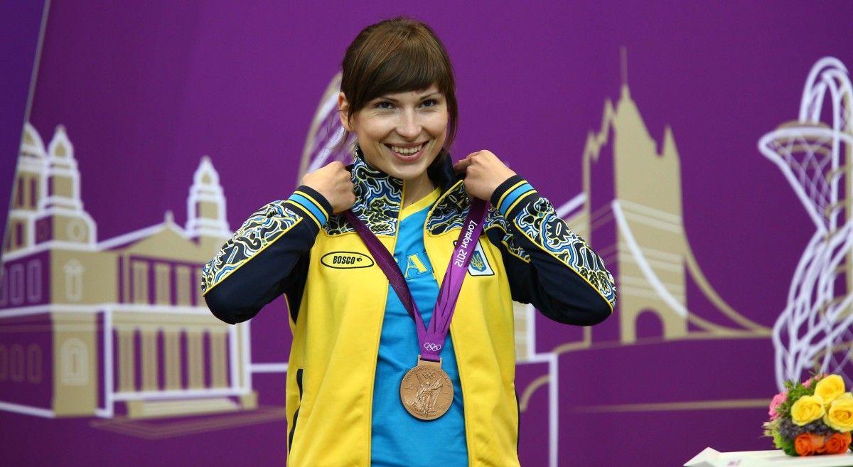 Костевич - главный претендент на медаль от Украины / НОК Украины