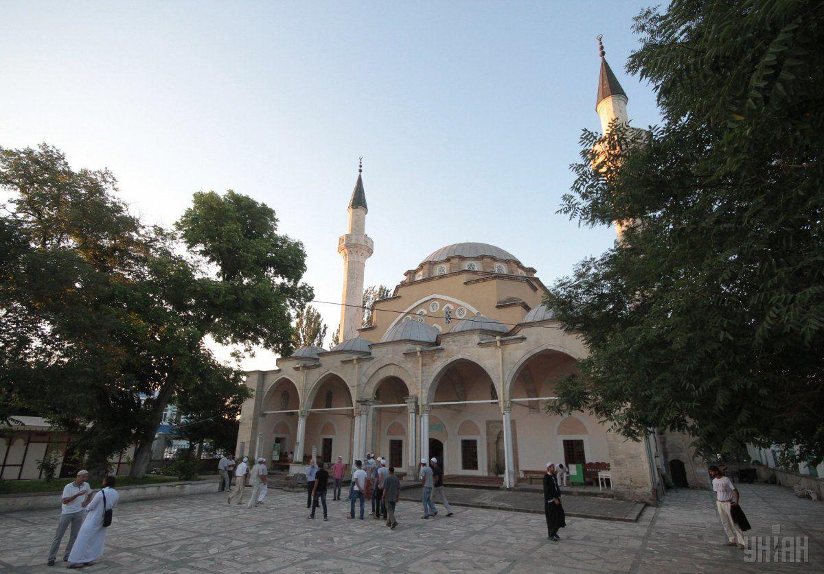 Мечеть Хан-Джамі в Євпаторії / Фото УНІАН