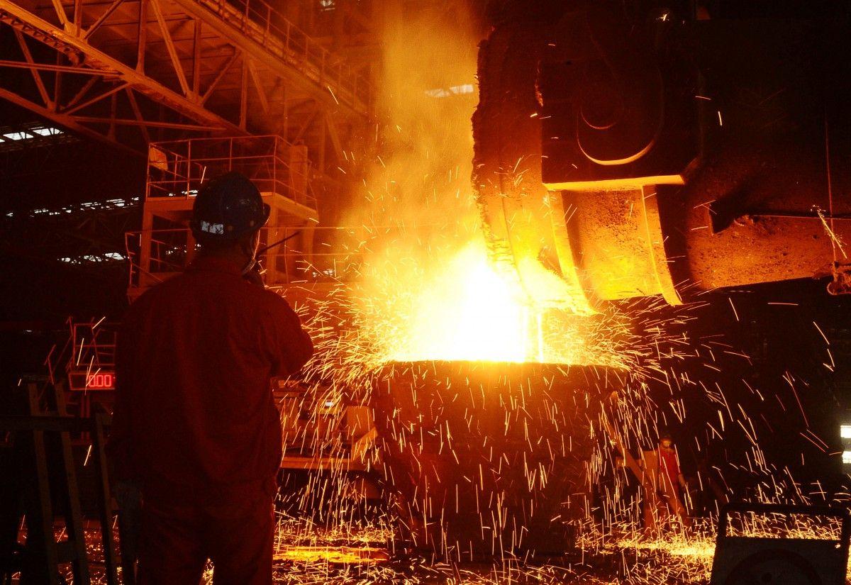 Украинские металлурги сдали позиции вмировом рейтинге