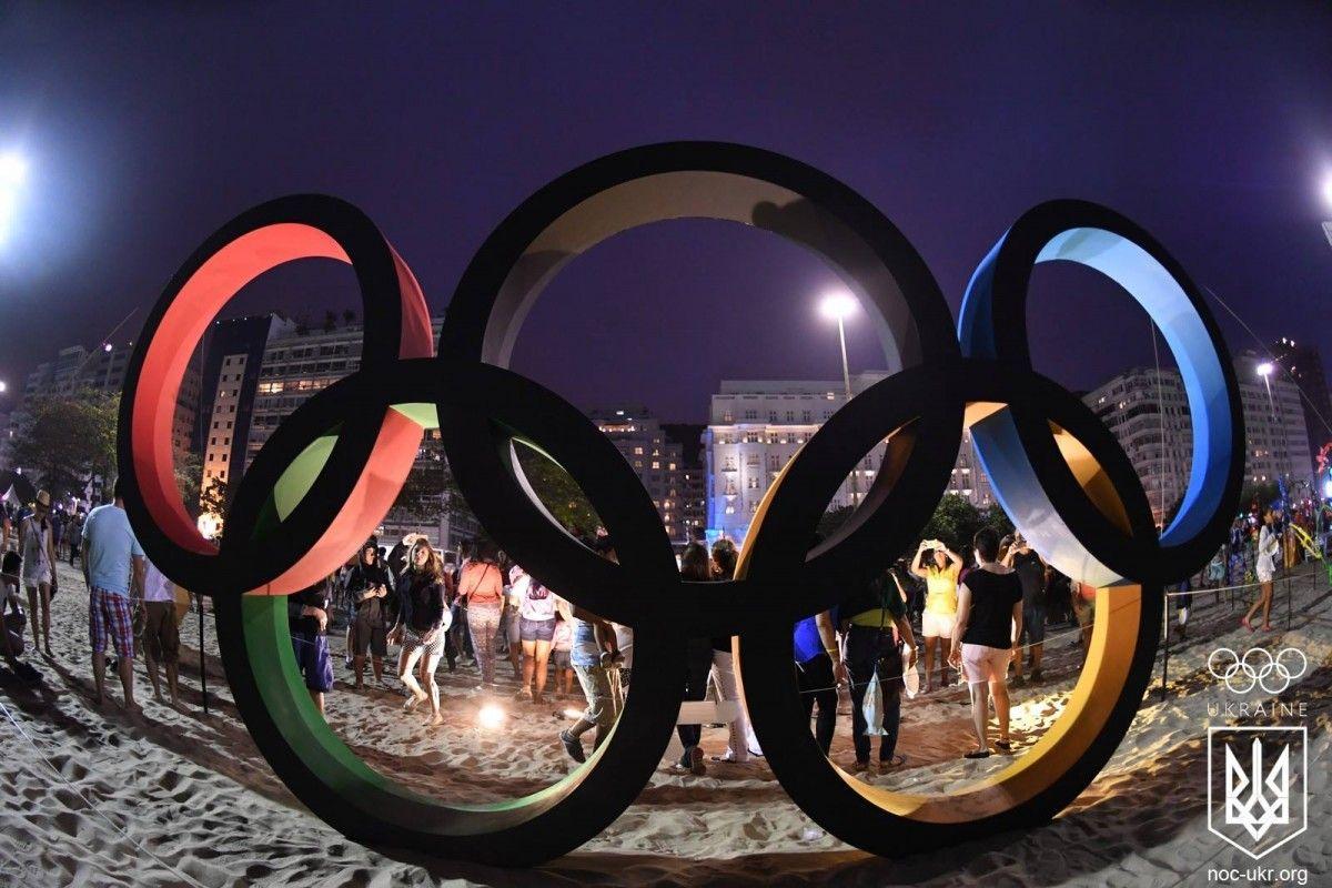 Олімпіада в Ріо / facebook.com/olympicua