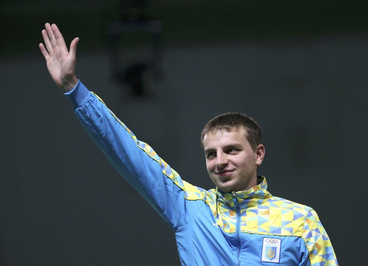 Сергій Куліш став віце-чемпіоном Європи зі спортивної стрільби